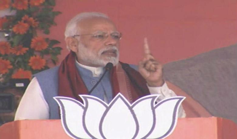 हमारी लड़ाई कश्मीर के लिए है, कश्मीरियों के खिलाफ नहीं : PM मोदी
