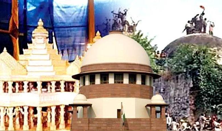 वहीं बनेगा मंदिर, मस्जिद भी बनेगी, पढ़िए अयोध्या पर फैसले की बड़ी बातें