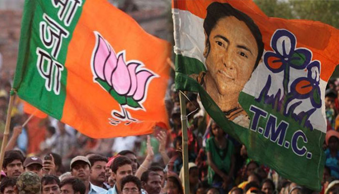 BJP के बंद के दौरान बैरकपुर में TMC कार्यकर्ताओं से झड़प, 25 घायल