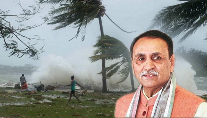 चक्रवाती तूफान 'वायु' से सावधान हुई गुजरात सरकार, शिक्षण संस्था को बंद रखने का निर्देश