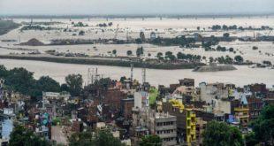 देशभर में वर्षाजनित हादसों में 134 लोगों की मौत