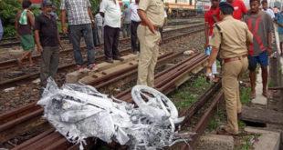 हैदराबाद जा रही इस्ट-कोस्ट एक्सप्रेस द बर्निंग ट्रेन बनने से बची, एक की मौत