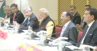 "भारत-चीन के बीच वार्ता शुरू : मोदी बोले- ""चेन्नई कनेक्ट"" नये युग की शुरुआत"
